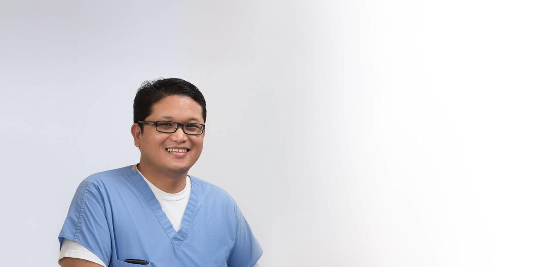 CAP member Dr. Paul C. Moya