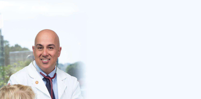 CAP member Pedram Salimpour, MD