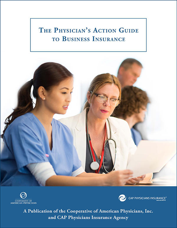 The Physician's Action Guide to Business Insurance