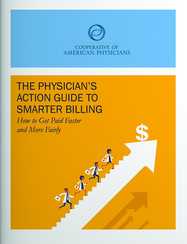 Cover of CAP Physician's Action Guide to Smarter Billing