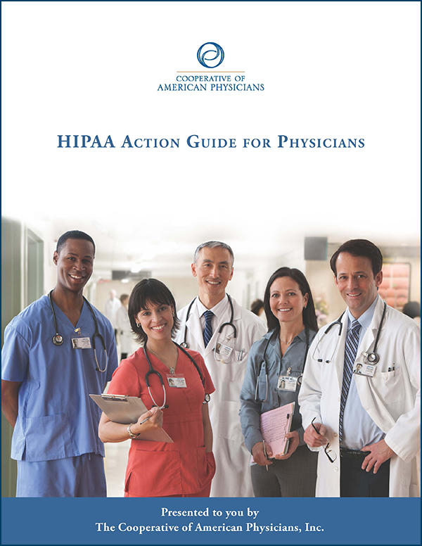 HIPAA Action Guide for Physicians