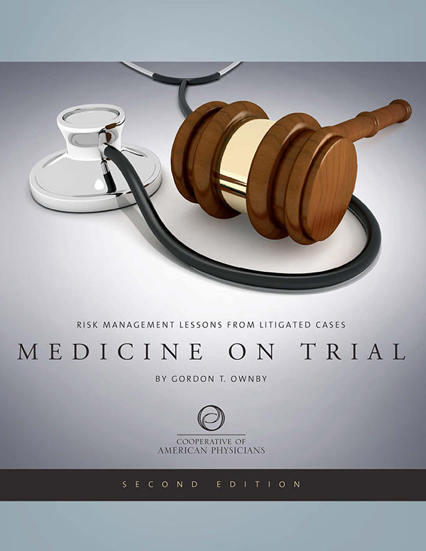 Medicine on Trial Second Edition