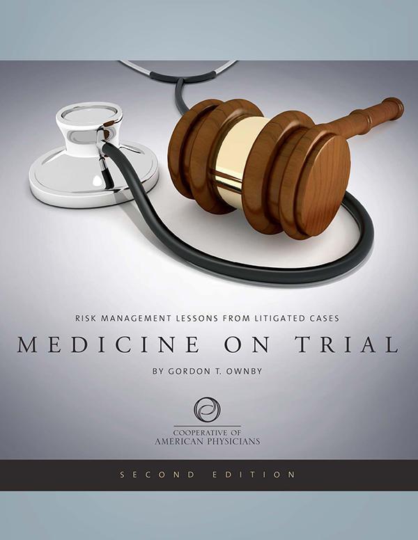 Medicine on Trial Second Edition