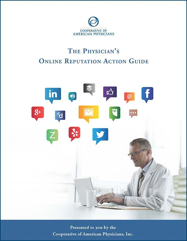 The Physician's Online Reputation Guide