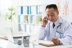physician on call