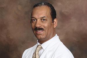 CAP Member Dr. Eleby Washington