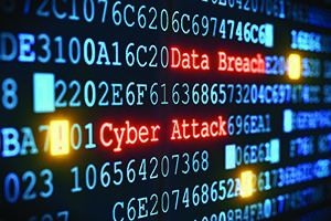 Data Breach Screen