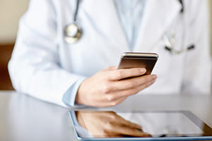 physician text messaging